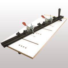 Taper Jig, Table Saw Accessories, Composite Material, Fence, Woodworking, Platform, Surface, Smooth, Flat
