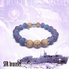 Skull Bracelet, Beaded Bracelets, Skulls, Jewelry, Jewlery, Jewels, Jewerly, Jewelery, Seed Bead Bracelets