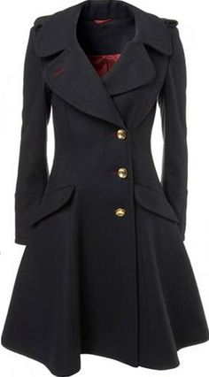 casacos inverno 2010 I want this peacoat more than words can express.