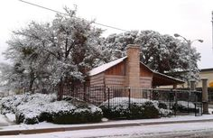 The oldest standing log courthouse in Texas History can be found in the little town of Comanche, Texas Come see her!