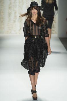 Me encanta la evolución creativa y textil que Rachel Zoe ha tenido desde su primer colección uffff #foreverfan