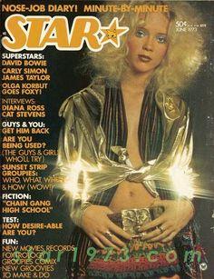 Glam Rock, Los Angeles, Rodney Bingenheimer's English Disco and Star Magazine – The Magazine for the Hollywood Groupie scene 70s Glam, Carly Simon, Star Magazine, Cat Stevens, Underground Music, Sunset Strip, Riot Grrrl, San Fernando, Glam Rock