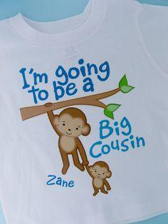 c5d81dac3 34 Best Boy Big Cousin Gifts images