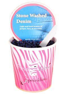 Stone Washed Denim