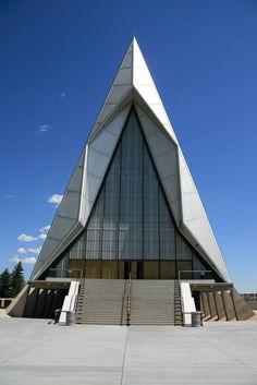 United States Air Force Academy Cadet Chapel (Colorado Springs, Colorado)