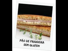 Pão de Frigideira sem Gluten -