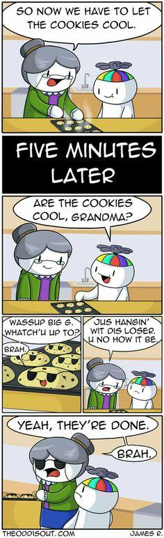 comic funny ~ comic _ comic funny _ comic subway _ comic new _ comic hilarious _ comic satan _ comic pokemon _ comic undertale Theodd1sout Comics, Cute Comics, Funny Comics, Funny Cute, Really Funny, Hilarious, Stupid Funny Memes, Funny Posts, Funny Stuff