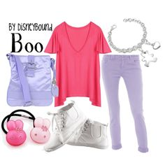 Boo from Monsters Inc. I had to repin just because of the little girl <3 Looove her