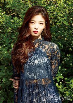 Kim Yoo Jung - InStyle Magazine May Issue '16 Child Actresses, Korean Actresses, Korean Actors, Actors & Actresses, Instyle Magazine, Korean Beauty, Asian Beauty, Kim Joo Jung, Kim Yoo Jung Park Bo Gum