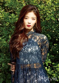 Kim Yoo Jung - InStyle Magazine May Issue '16
