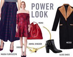 Get the POWER LOOK! www.hushwarsaw.com  #hushwarsaw #hushwrsw #special #brands #polish #fashion #trade #fair #powerlook #animalkingdom #jewelry #zaquad #mumu #messo #glossshoes