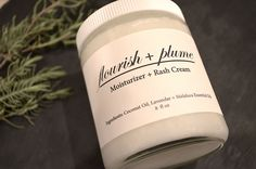 Moisturizer  Rash Cream by FPHome on Etsy