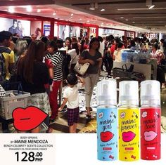 #MaineMendoza Endorsed #Perfume in Great Demand, Sold Out in Minutes!