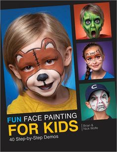 Fun Face Painting Id