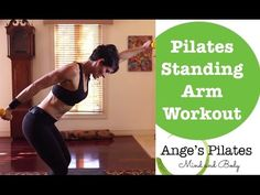 Anges Pilates 30 Minute Hips, Butt and Legs Workout - YouTube