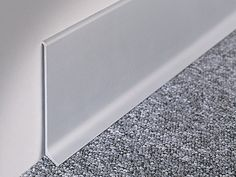 Skirting profiles BA Battiscopa Line by PROFILITEC