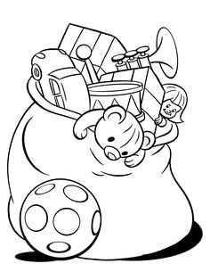 Saint Nicholas and Santa Claus - Saint Nicholas (Sinterklaas) Songs and Drawings Coloring Pages Winter, Saint Nicolas, Christmas Colors, Art For Kids, Minnie Mouse, Disney Characters, Fictional Characters, Saints, Diys