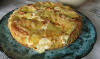 Recettes de la tarte au Maroilles au Thermomix - Les recettes les mieux notées