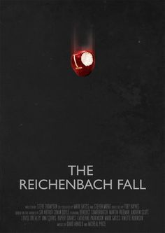 The Reichenbach Fall - Movie Poster by Ashqtara on deviantART