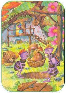 The Ant and the Grasshopper Blog, Painting, Painting Art, Blogging, Paintings, Painted Canvas, Drawings