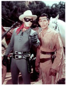 """""""The Lone Ranger. The Lone Ranger and Tonto Clayton Moore and Jay Silverheels Photo Vintage, Vintage Tv, Vintage Soul, Vintage Heart, Vintage Items, Jessy James, Fall Tv, The Lone Ranger, Tv Westerns"""