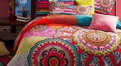 Boho Style, Boho Fashion, Comforters, Blanket, Bed, Furniture, Home Decor, Creature Comforts, Bohemian Fashion
