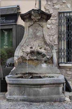 1000 images about fuentes de agua on pinterest water for Garage martinez pernes les fontaines