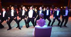The Groom, A Professional Dancer, Surprises Bride With A Special Routine via LittleThings.com