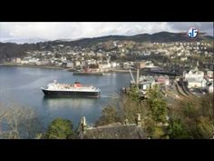 Scottish Islands Lochs Cruise Rail Tour