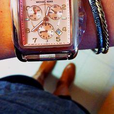 Michael Kors watch <3