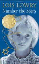 Number the Stars (1989) by Lois Lowry.  The book is set in Copenhagen during the Holocaust. It follows a family who is good friends with a family of Jews. When the Germans plan to get rid of all the Jews, the family decides to help them to safety. They take them to a family home by the sea and smuggle them off to Sweden until the war ends.