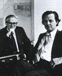 IVAN CHERMAYEFF AND THOMAS GEISMAR