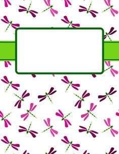 binder cover templates word