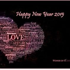 Happy New Year 2015 Wallpaper Love Quotes