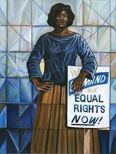 Our Bestselling African-American Artwork for Women's History Month (2013 Edition)