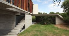 Building Of The Day: Concrete For Living In - Architizer