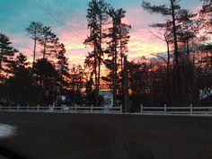 More sun rises