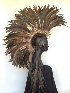 Resultado de imagen para cresta mohiano plumas