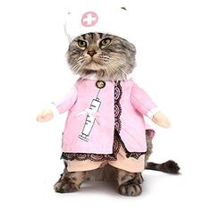 Cat Nurse Costume //Price: $18.00 & FREE Shipping //     #instagood