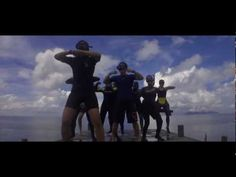 Gangnam Style Parody (Pom Pom Style) - going diving here in May 2013 - havoc!