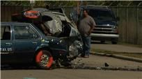 'Crash' course in accident investigation - Wow!!  Just one of the many unique things we do all in a day's education.