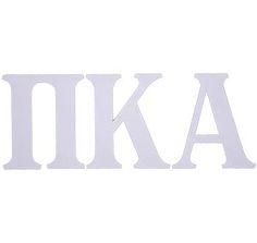 Pi Kappa Alpha Compu-Cal style decal
