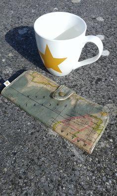 Pochette à thé. ..pour amener son breuvage préféré partout!