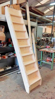 "Dichte verdikte steektrap ""Bennie"", in alle maten te leveren Stairs, Home, Ladders, Ladder, Staircases, House, Ad Home, Homes, Haus"