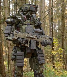 Fashion and Lifestyle Futuristic Armour, Futuristic Art, Futuristic Technology, Robot Concept Art, Armor Concept, Combat Robot, Military Robot, Arte Robot, Arte Cyberpunk