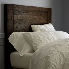 love this headboard by Heather Robins