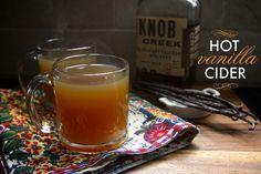hot vanilla cider // shutterbean