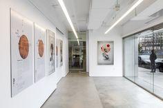 Art Center College of Design Hoffmitz Milken Center for Typography by Darin Johnstone Architects Exhibition Space, Architects, Typography, College, Interior, Spaces, Gallery, Design, Home Decor