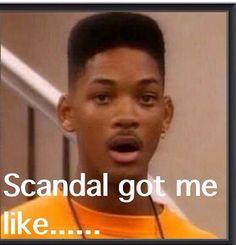 #Scandal #Instagram