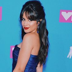 Camila Cabello on Cabello Hair, Iconic Women, Fifth Harmony, Celebs, Celebrities, My Princess, American Singers, Music Artists, Hair And Beauty